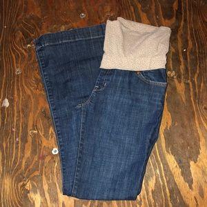 GAPmaternity jeans